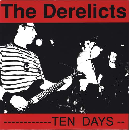 "Derelicts: Ten Days / Put Me Away, 7"" Single (Vinyl)"