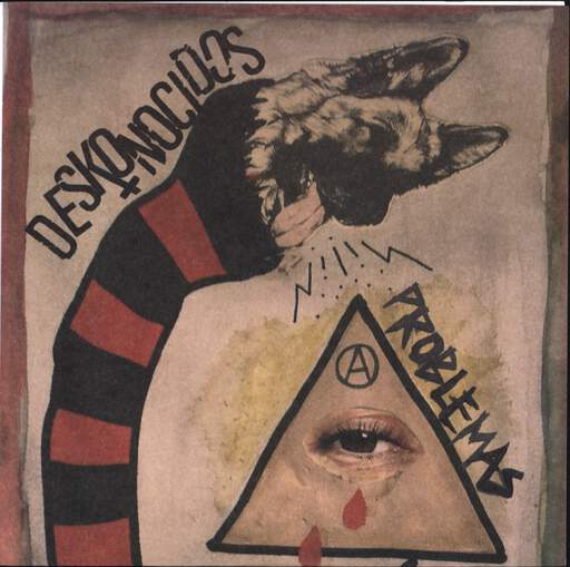 "Deskonocidos: Problemas, 7"" Single (Vinyl)"