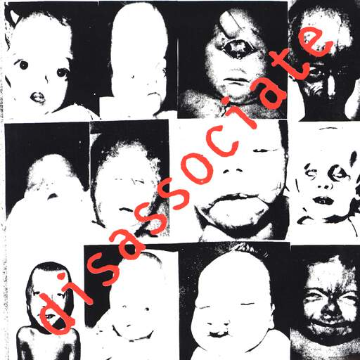 "Disassociate: Murder The Mind, 7"" Single (Vinyl)"