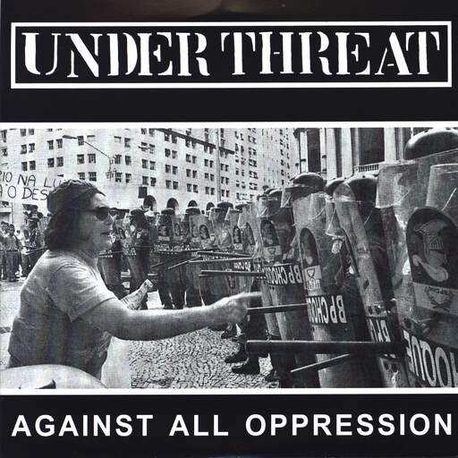 Dischord Dischord / Against All Oppression