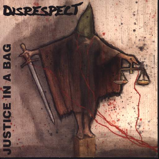 "Disrespect: Justice In A Bag, 7"" Single (Vinyl)"