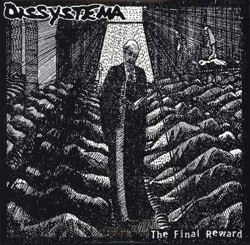 "Dissystema: The Final Reward / Untitled, 10"" Vinyl EP"