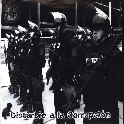 "Disturbio A La Corrupcion: Disturbio A La Corrupción / Hydrophobia, 7"" Single (Vinyl)"