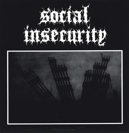 Social Insecurity: Untitled / ...And Systems Continue, LP (Vinyl)