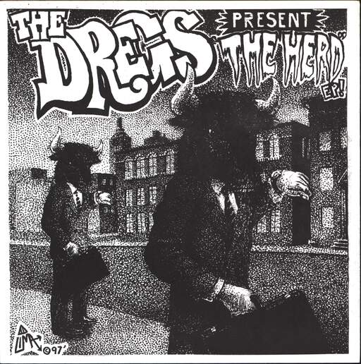 "Dregs: The Herd EP, 7"" Single (Vinyl)"