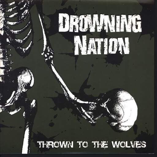 Drowning Nation Thrown To The Wolves