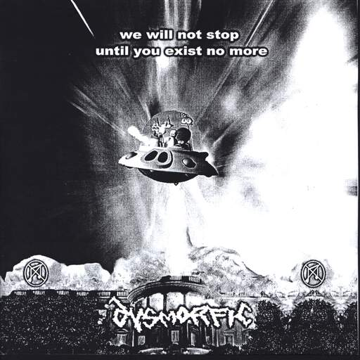 "Ulcerrhoea: Untitled / We Will Not Stop Until You Exist No More, 7"" Single (Vinyl)"