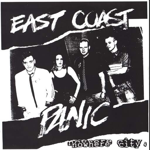 "East Coast Panic: Nowhere City, 7"" Single (Vinyl)"