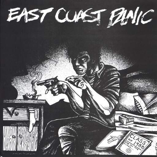 "East Coast Panic: East Coast Panic / The Severed, 7"" Single (Vinyl)"