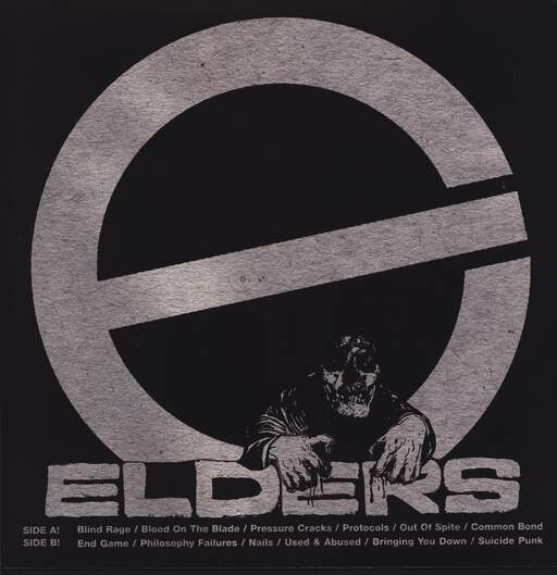 "Elders: Blind Rage, 12"" Maxi Single (Vinyl)"