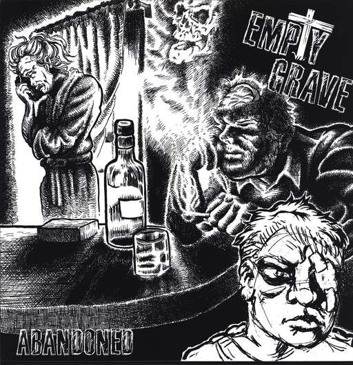 "Empty Grave: Abandoned, 12"" Maxi Single (Vinyl)"