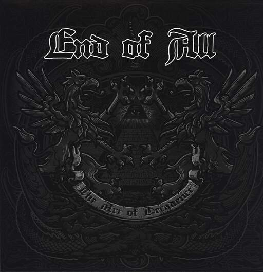 End Of All: The Art Of Decadence, LP (Vinyl)