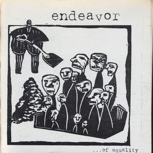 "Endeavor: ...Of Equality, 7"" Single (Vinyl)"
