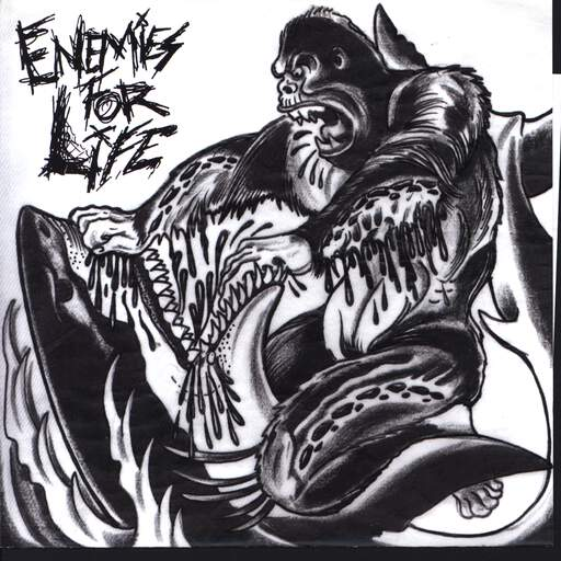 "Enemies For Life: Enemies For Life, 7"" Single (Vinyl)"