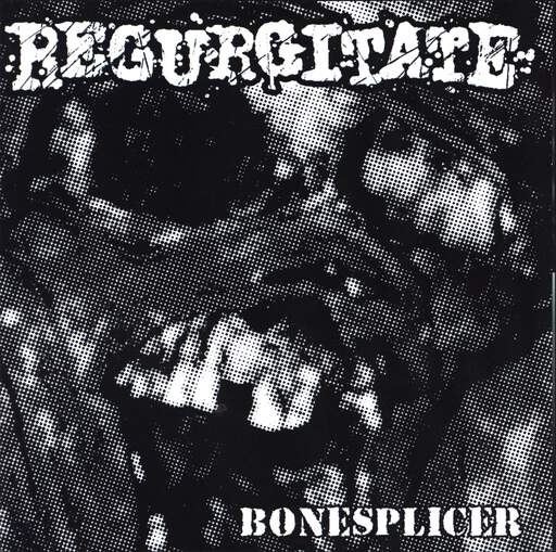 "Regurgitate: Bonesplicer / Baltic Thrash Corps, 5"" Vinyl Single"