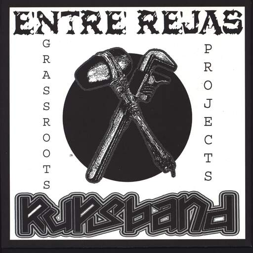 "Entre Rejas: Grassroots Projects, 7"" Single (Vinyl)"