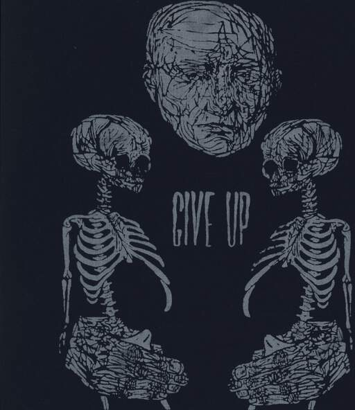 Give Up - Give Up - 45T SP 2 titres