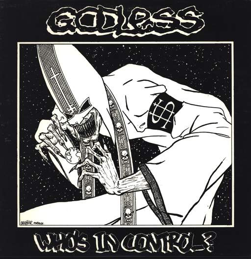 Godless: Who's In Control, LP (Vinyl)