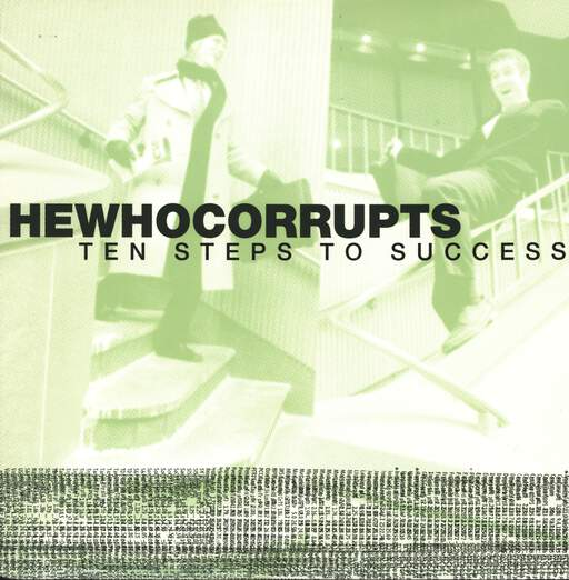 Hewhocorrupts: Ten Steps To Success, LP (Vinyl)