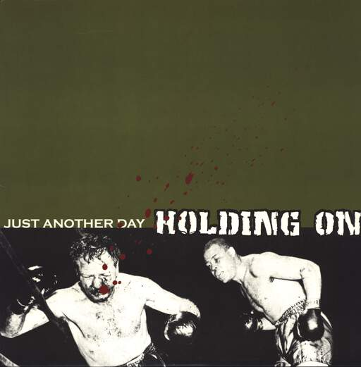 Holding on: Just Another Day, LP (Vinyl)