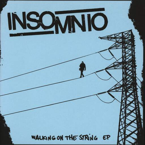"Insomnio: Walking On The String, 7"" Single (Vinyl)"