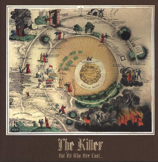 The Killer: Not All Who Are Lost..., LP (Vinyl)
