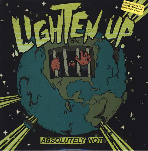 Lighten Up.: Absolutely Not, LP (Vinyl)
