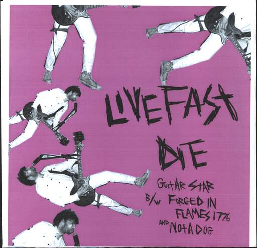 "Livefastdie: Guitar Star, 7"" Single (Vinyl)"