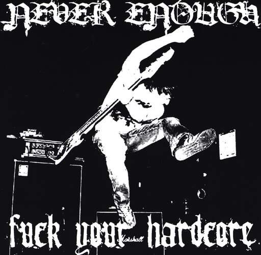 Never Enough Never Enough / Solid Ground