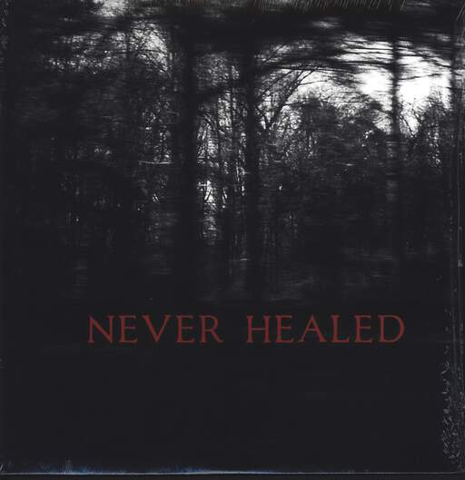 Never Healed: Never Healed, LP (Vinyl)