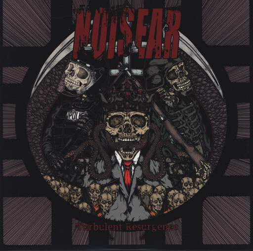 "Noisear: Turbulent Resurgence, 12"" Maxi Single (Vinyl)"