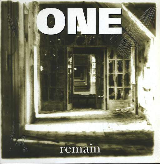One: Remain, LP (Vinyl)
