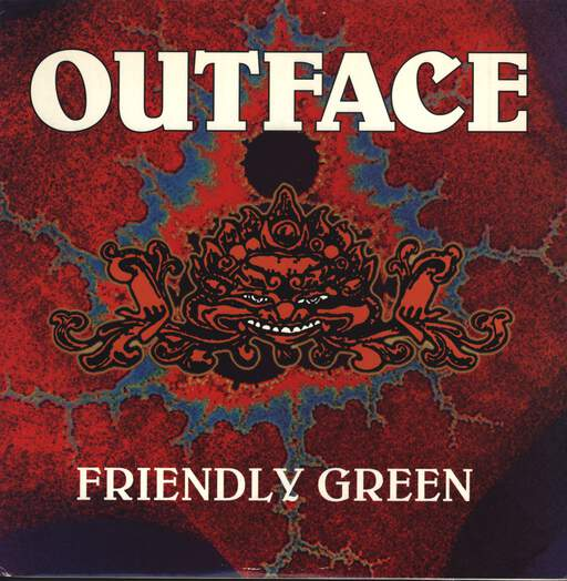Outface: Friendly Green, LP (Vinyl)