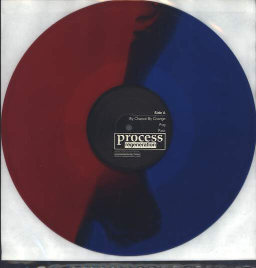 Process: Regeneration, LP (Vinyl)