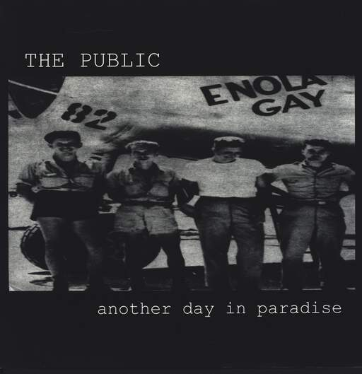 The Public: Another Day In Paradise, LP (Vinyl)