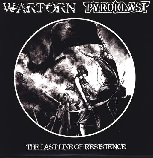 "Wartorn: The Last Line Of Resistence, 12"" Maxi Single (Vinyl)"