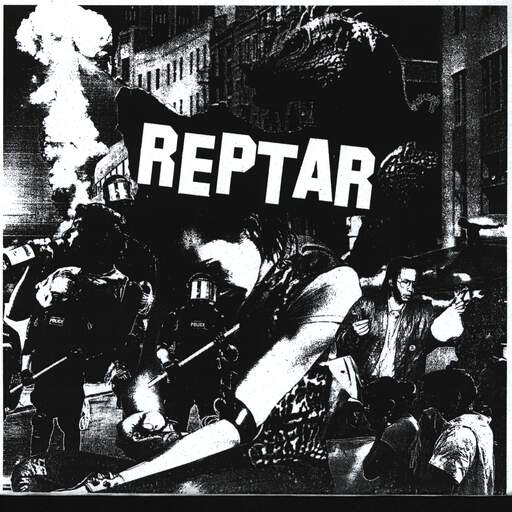 "Coughing Fit: The Reptar, 7"" Single (Vinyl)"