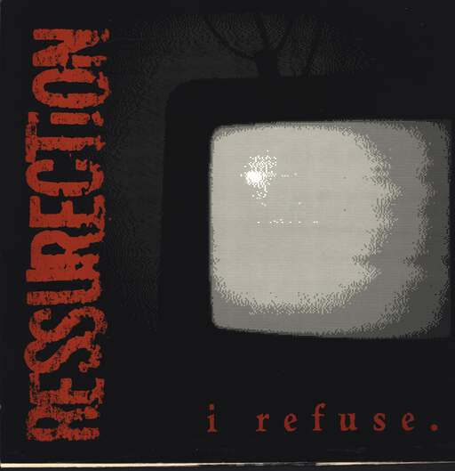 Ressurection: I Refuse., LP (Vinyl)