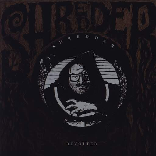 "Shredder: Revolter, 7"" Single (Vinyl)"