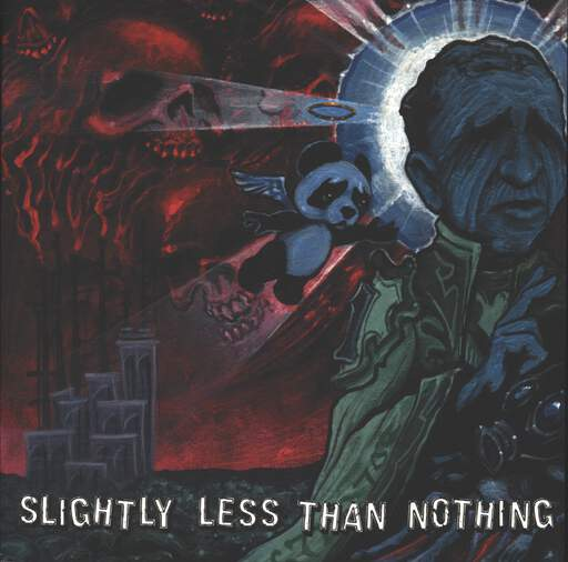 "Slightly Less Than Nothing: Northwest Panda Violence, 7"" Single (Vinyl)"