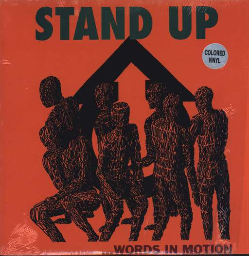 Stand Up: ...Words In Motion, LP (Vinyl)