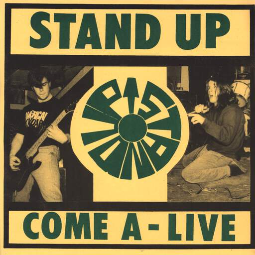 "Stand Up: Come A-Live, 7"" Single (Vinyl)"