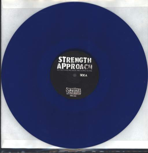 Strength Approach: All The Plans We Made Are Going To Fail, LP (Vinyl)