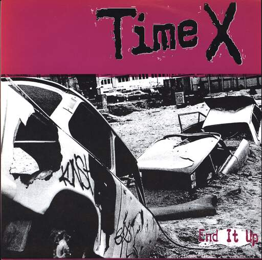 Time X End It Up