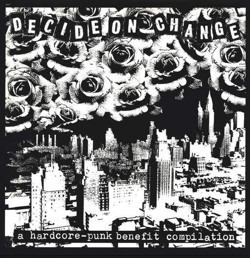 "Various: Decide On Change, 12"" Maxi Single (Vinyl)"