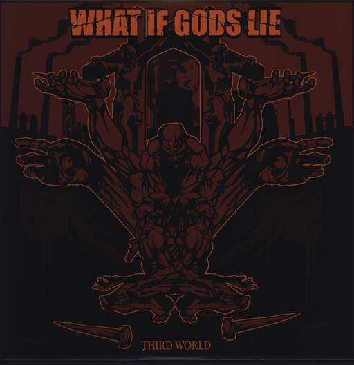 What If Gods Lie: Third World, LP (Vinyl)