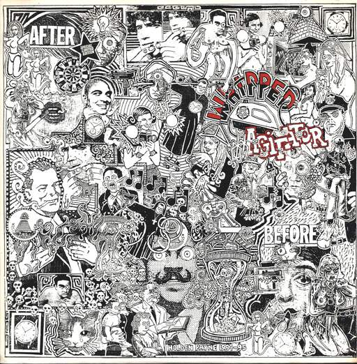 Whipped: Agitator, LP (Vinyl)
