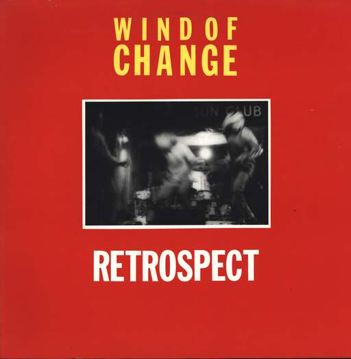 Wind Of Change: Retrospect, LP (Vinyl)