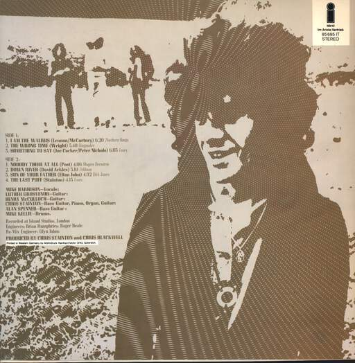 Spooky Tooth: The Last Puff, LP (Vinyl)