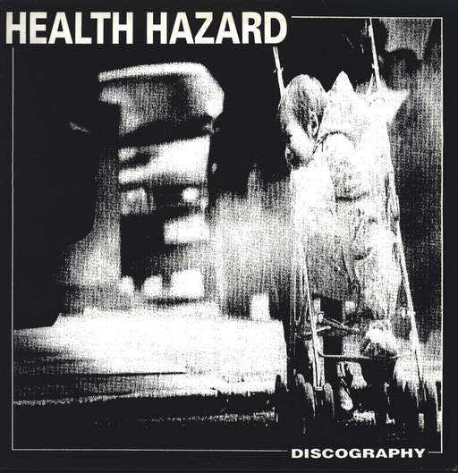 Health Hazard: Discography, LP (Vinyl)